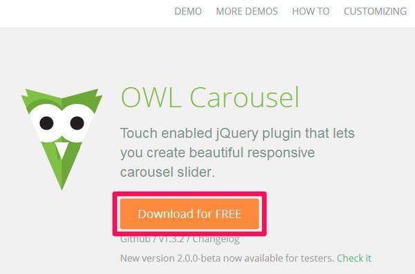 owlcarousel
